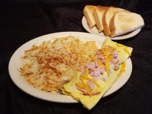 #12 Ham & Cheese Omelet