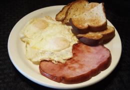 #3 Breakfast Combo