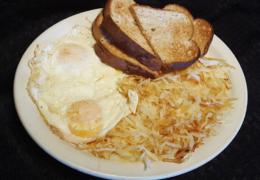 #4 Breakfast Combo