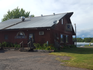 Eagle's Nest Restaurant on Fish Lake Duluth MN