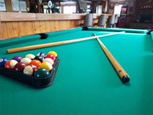 Free Pool every Saturday