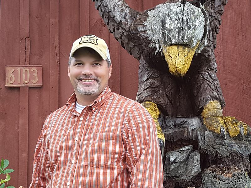 Eagle's Nest Owner Mike Fink