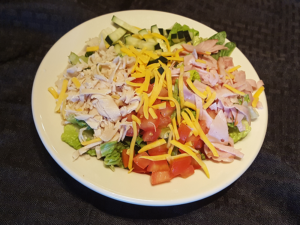 Eagle's Nest Chef Salad