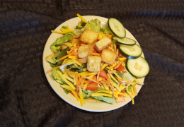 Eagle's Nest House Salad
