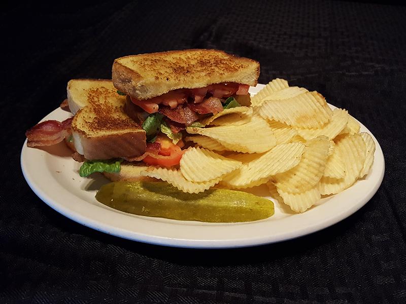 Bacon Lettuce Tomato (BLT)