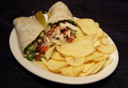 Chicken BLT Wrap