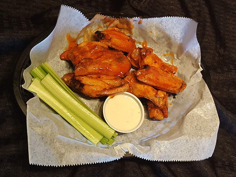 Chicken Wings - spicy Buffalo